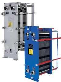 Gemini double-wall plate heat exchangers